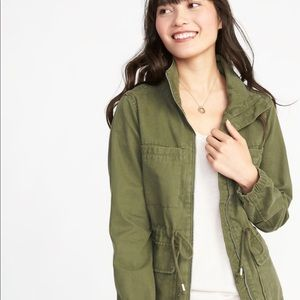 Old navy twill jacket